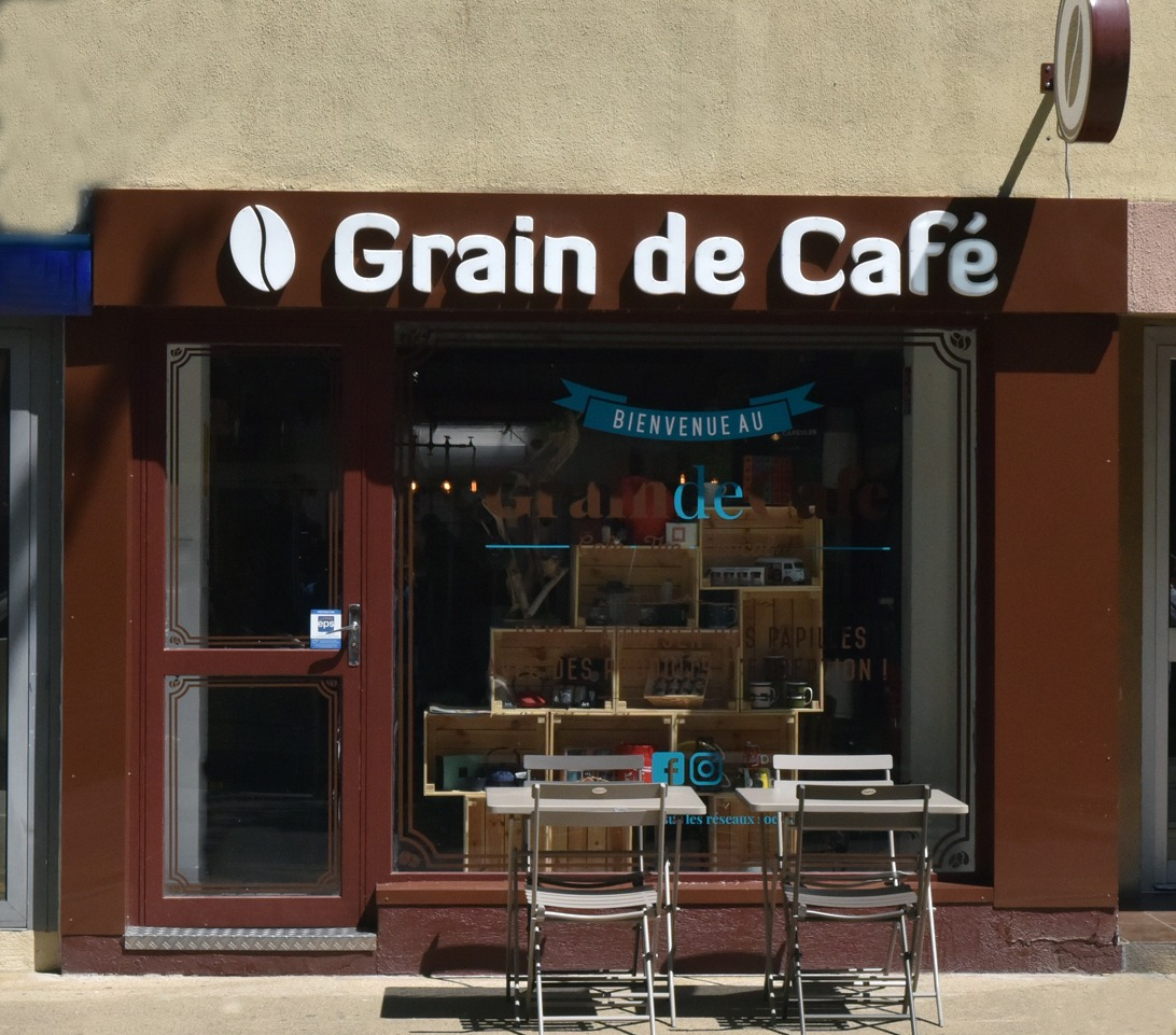 Salon de thé, café, chocolat à Miramas